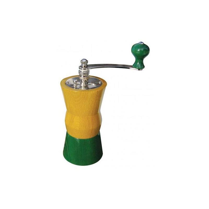 Mlynček - Lodos 2015 žltozelený