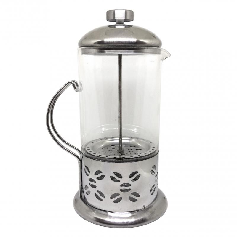 French press 1L Kaffia Gourmet stainless steel