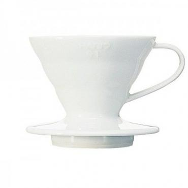 Hario dripper V60-01 ceramic - white (VDC-01W)