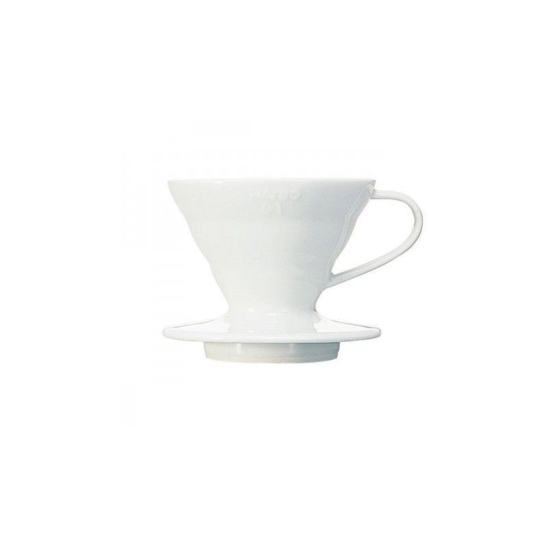 Hario dripper V60-01 ceramic - white (VDC-01W)