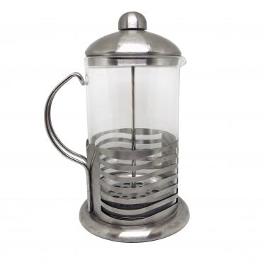 French press 800ml Kaffia Gourmet stainless steel