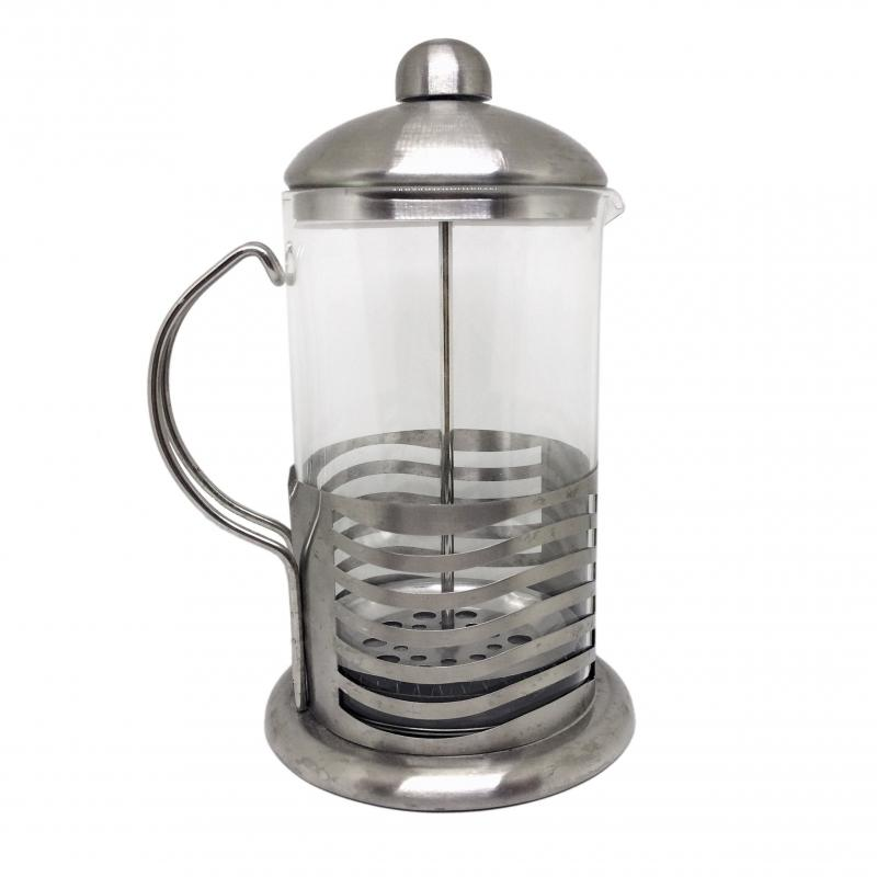 French press 800ml Kaffia Gourmet nerez