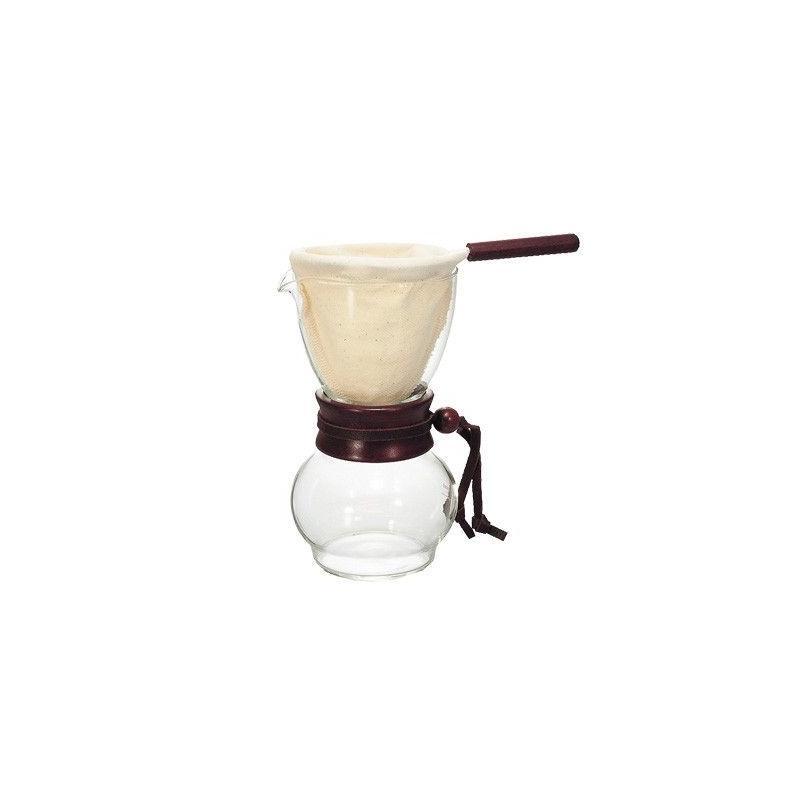 Hario Woodneck DPW-1 Drip Pot 2 csésze kávéhoz