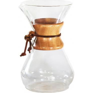 Chemex CM-6A wooden handle