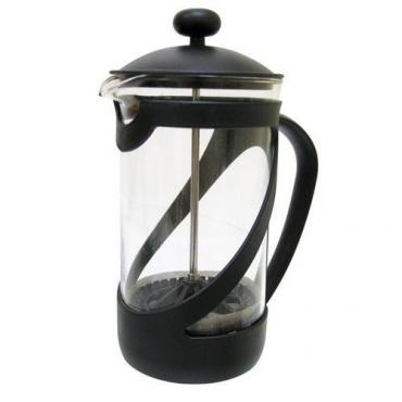 French press 600ml vízforraló (fekete)