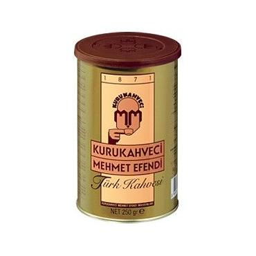 Turkish coffee 250g Kurukahveci Mehmet Efendi