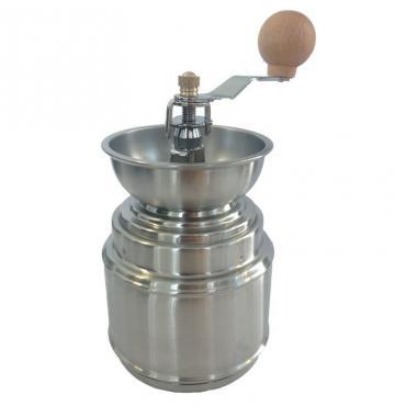 Nerezový mlynček Kaffia Silver Mill