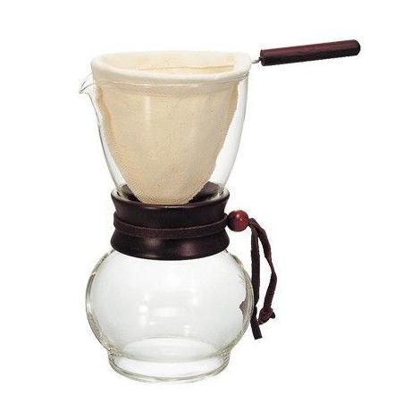Hario Woodneck DPW-3 Drip Pot na 4 šálky