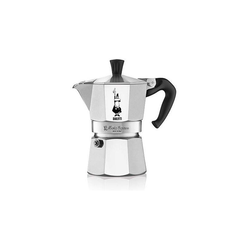 Bialetti Moka Express kotyogó kávéfőző 3 csésze kávéra