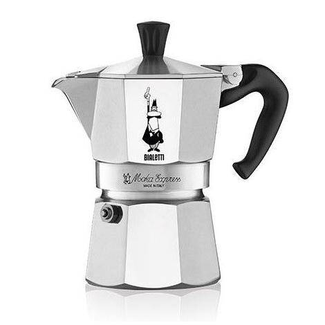 Bialetti Moka Express kotyogó kávéfőző 4 csésze kávéra