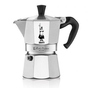 Bialetti Moka Express 6 Moka Teapot