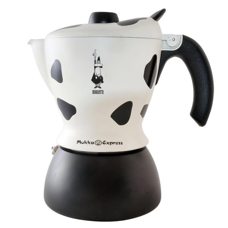 Bialetti Mukka Express Mocha Cappuccino kotyogó kávéfőző