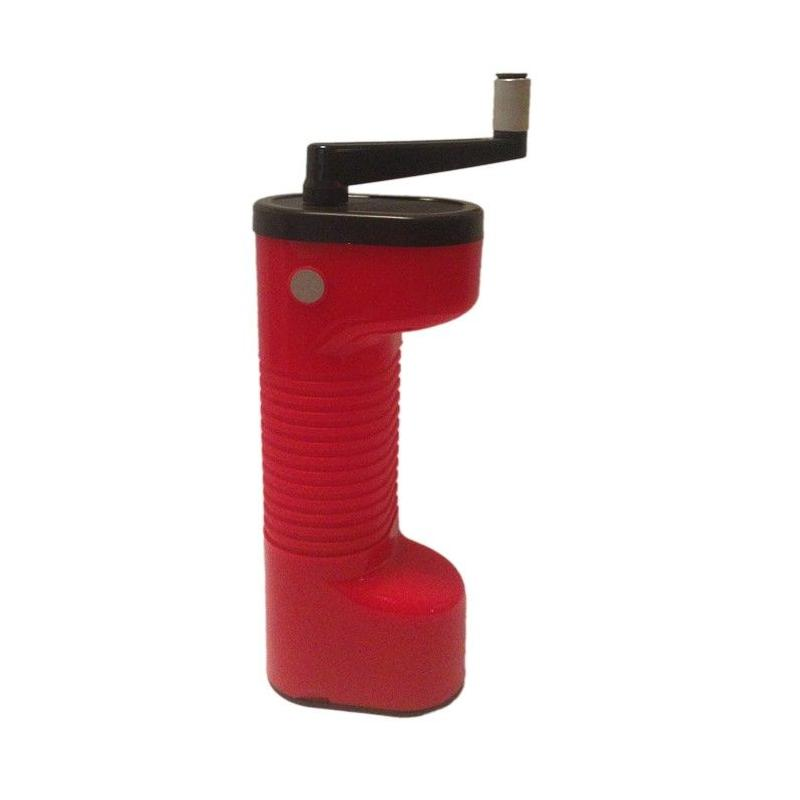 Hand Mill - Lodos Temp (red)