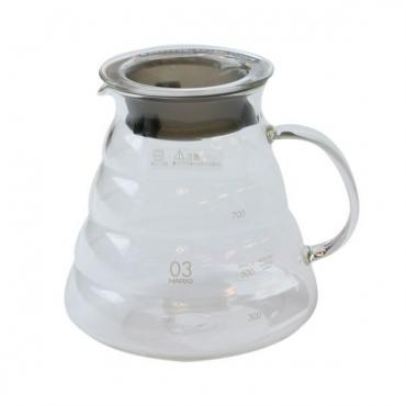 Hario V60 Range Server 800ml (XGS-80TB) coffee pot