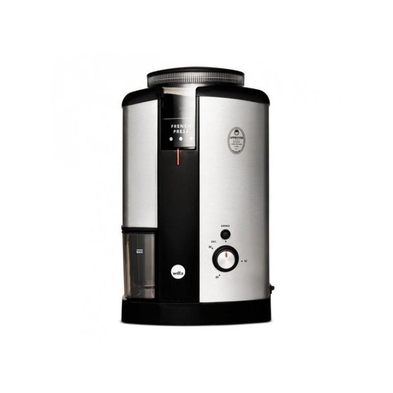 Wilfa Svart WSCG-2 electric grinder silver