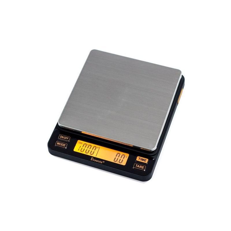 Brewista digitális mérleg stopperórával V2