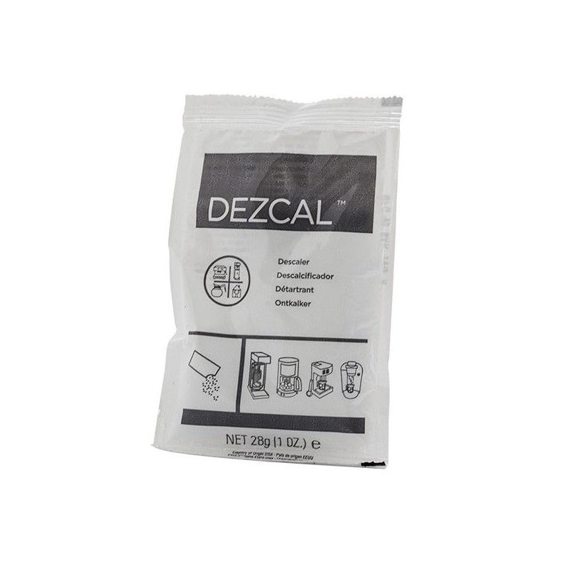 Urnex Dezcal vízlágyító, vízkőoldó 28g por