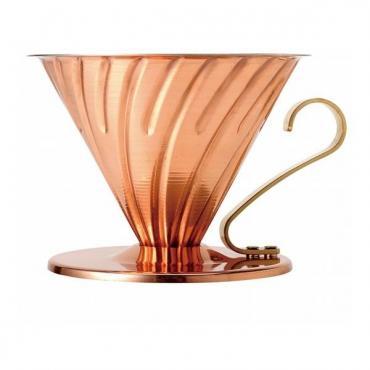 Hario dripper V60-02 copper