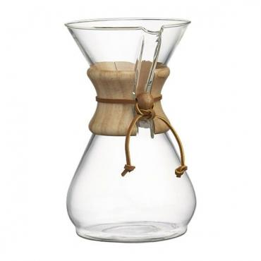 Chemex CM-8A wooden handle