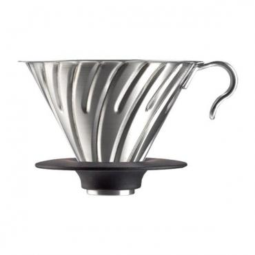 Hario dripper V60-02 stainless steel