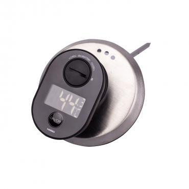 Hario thermometer in the Buono kettle
