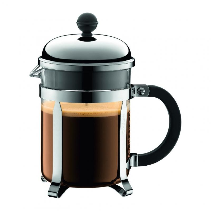 French press Bodum Chambord 500ml chrome