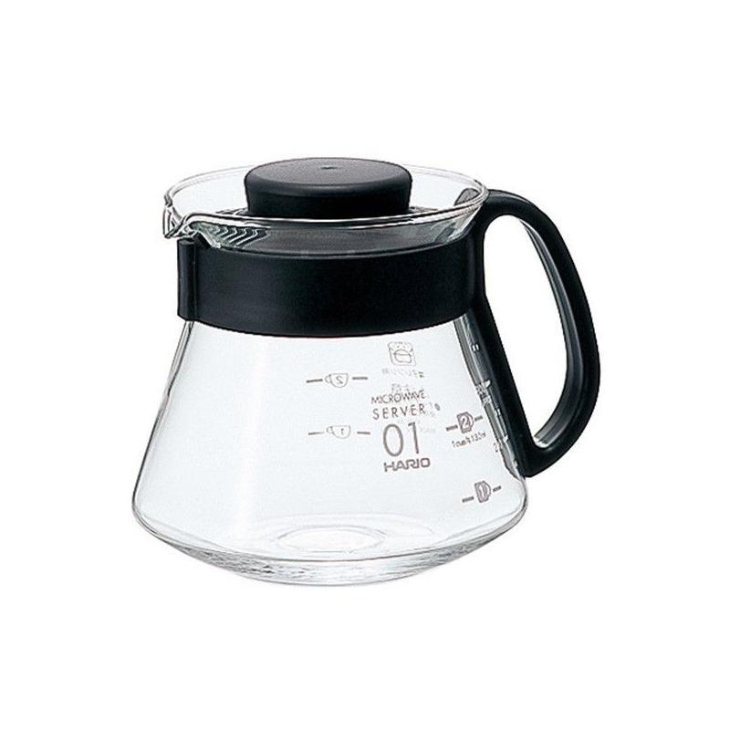 Hario V60 Range Server 600ml (XVD-60B) coffee pot