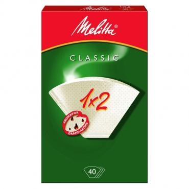 Coffee filters Melitta® Original 1x2