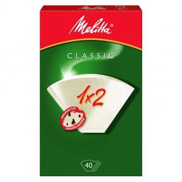 Melitta® kávéfilterek eredeti 1x2