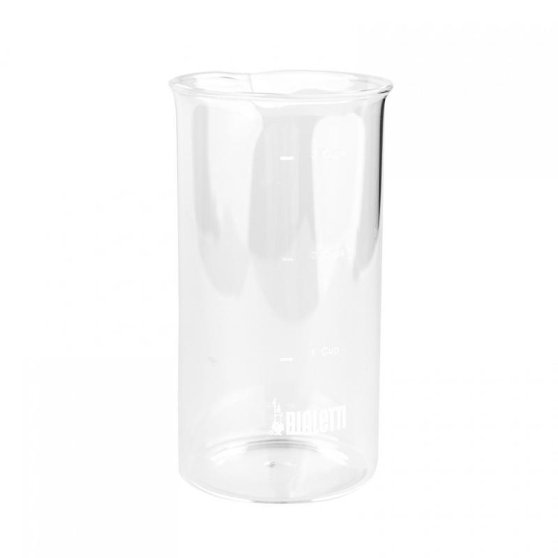Bialetti french press tartalék üvegtartály 350ml