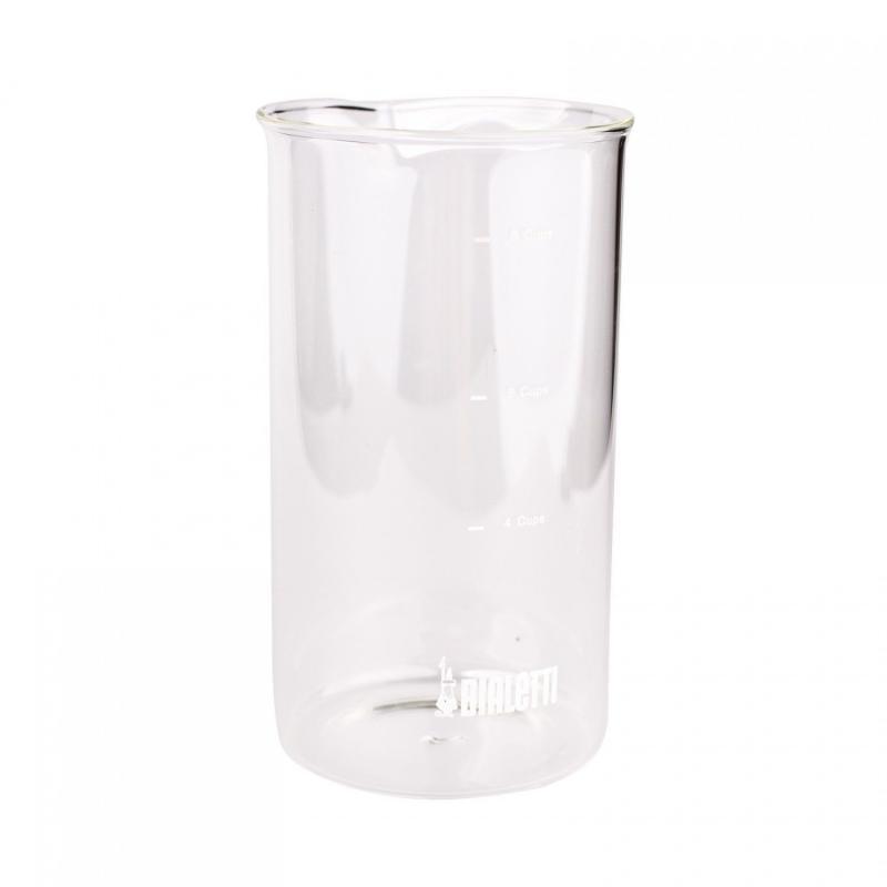 Náhradní skleněná nádoba 1000ml Bialetti frenchpress
