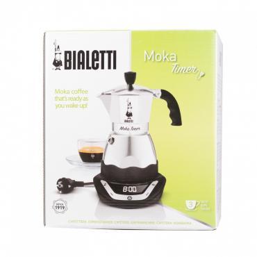 Bialetti Moka Timer 3 electric moka kettle