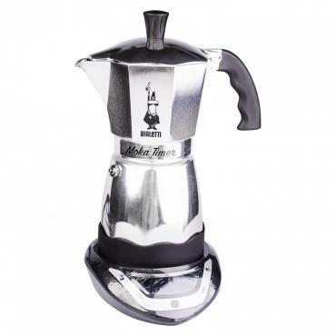 Bialetti Moka Timer 6 Electric Moka Teapot
