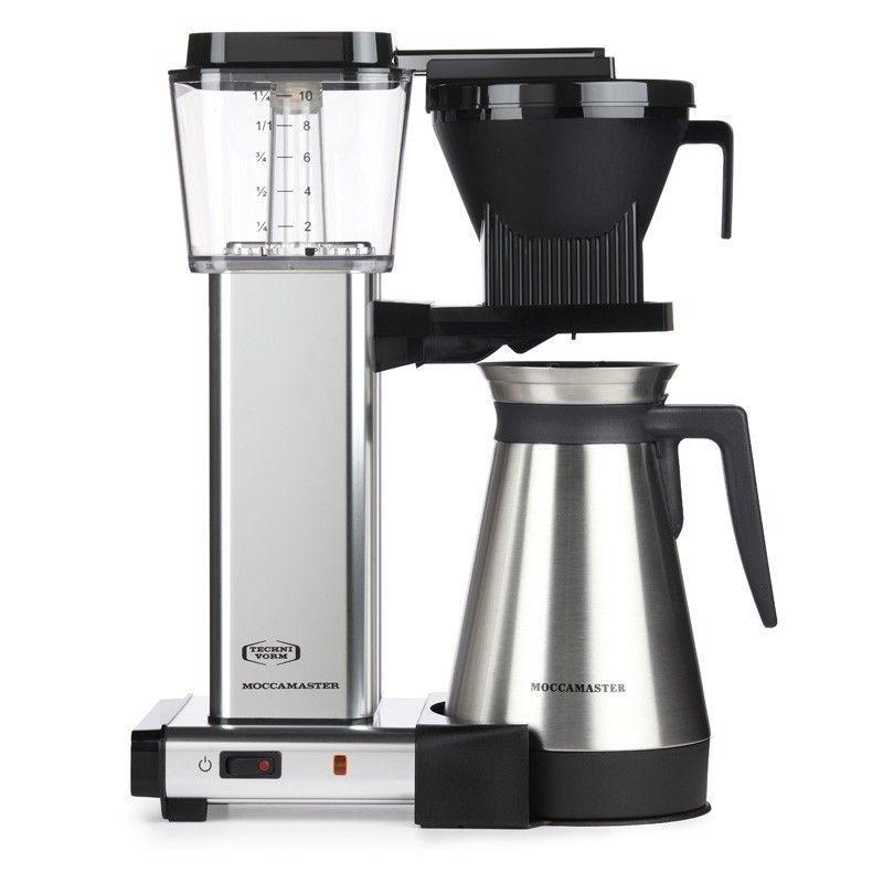 Moccamaster KBGT-741 Technivorm kávéfőző