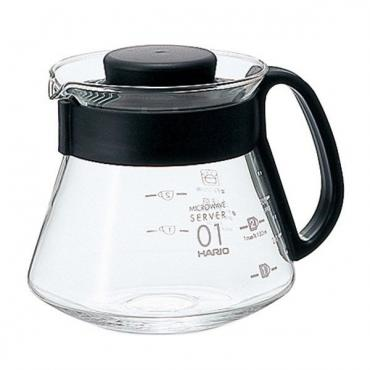 Hario V60 Range Server 360ml (XVD-36B) coffee pot