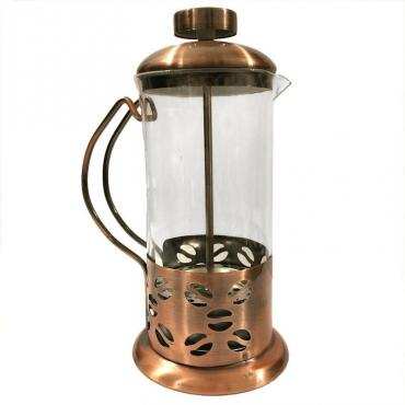 French Press 350ml Kaffia Gourmet Copper