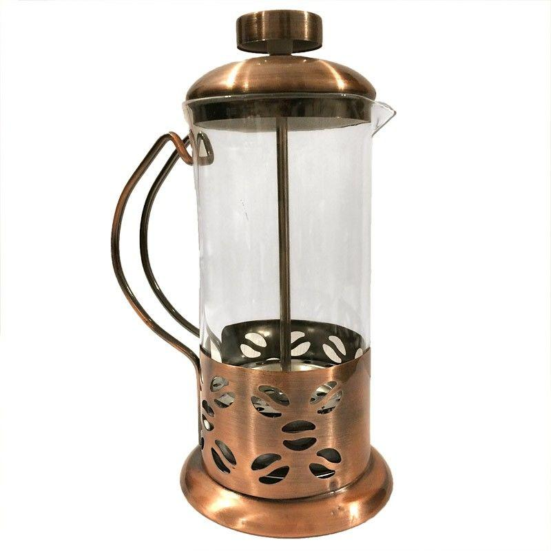 French Press 350ml Kaffia Gourmet Copper