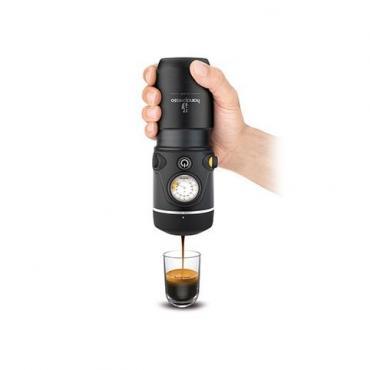 Keramický drip Kaffia 1-2 šálky černý