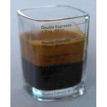 Esspresso glass (scoop)