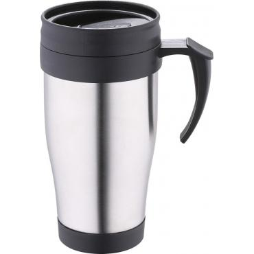 Thermal black plastic 400ml