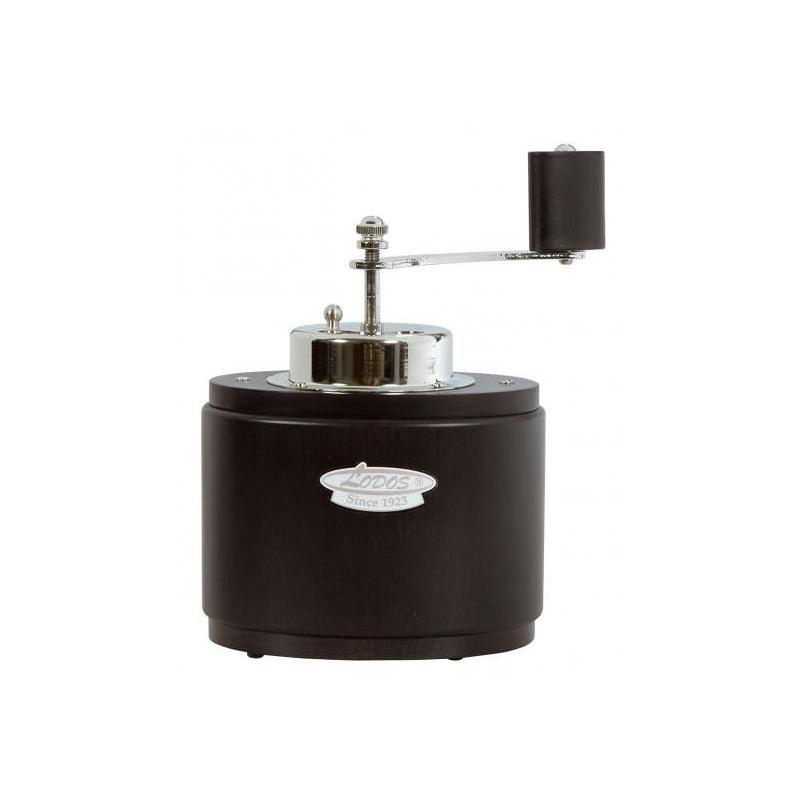 Coffee Grinder - Lodos Oval (Black)
