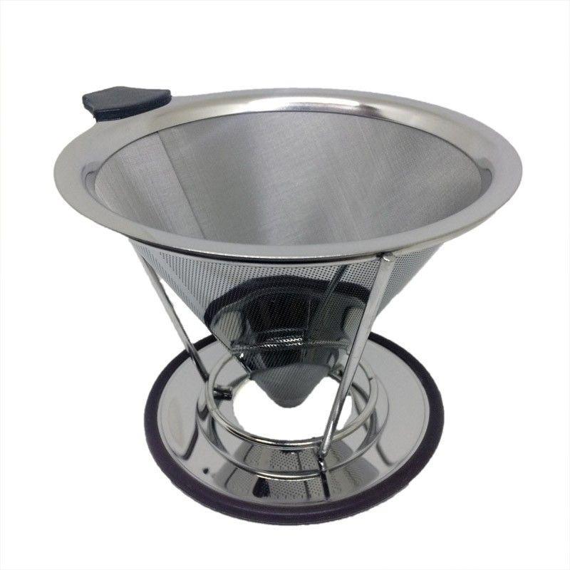 Dripper Kaffia stainless steel