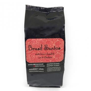 Kapsle pro DolceGusto ® Brasil Santos 10 ks