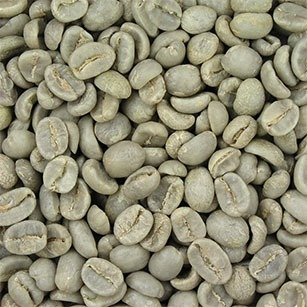 Zöld kávébab