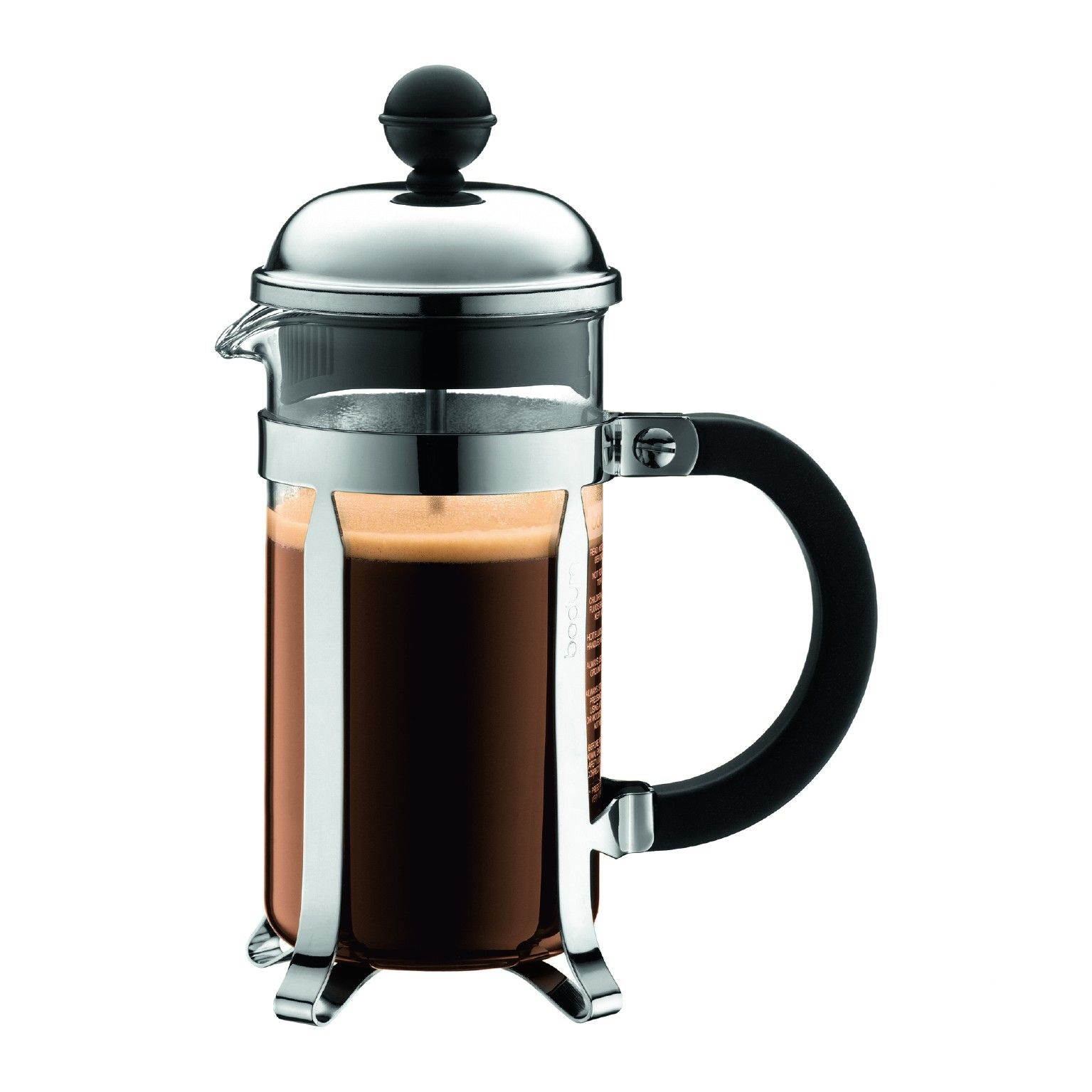 French press Bodum CHAMBORD 1 l chrom