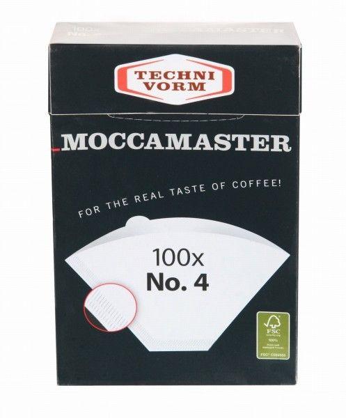 Moccamaster papírové filtry vel. 4