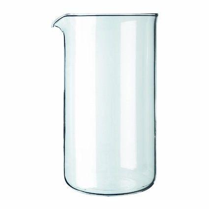 Náhradní skleněná nádoba frenchpress Kaffia 600ml