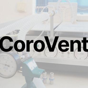 Přispěli jsme na CoroVent, zapojte se také!