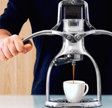 Coffee machine;ROK Espresso Silver;Buy now